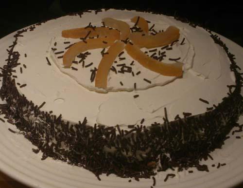 Test cake